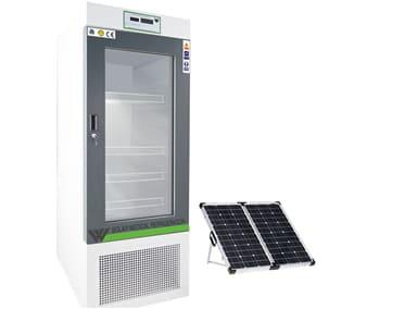 how to build a solar refrigerator