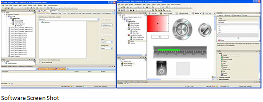 software screenshot air to air thermal shock test chamber 2 zone