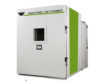 Walk in Solar Panel PV...